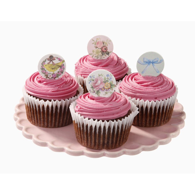 Frills and Frosting Cupcake Tops