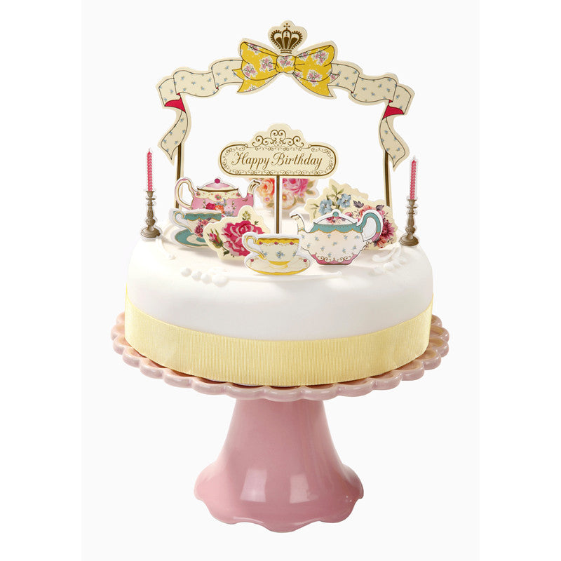 Happy Birthday Pop Tops -  Cake Toppers - Talking Tables - Putti Fine Furnishings Toronto Canada - 1