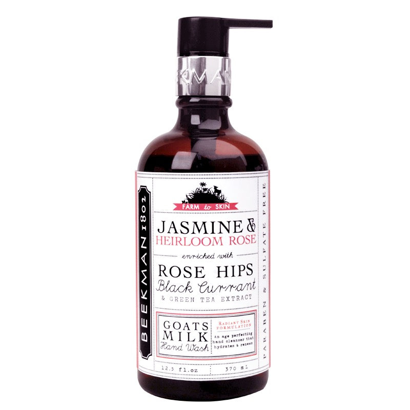 Beekman 1802 - Jasmine & Heirloom Rose Hand Wash, BK-Beekman 1802, Putti Fine Furnishings