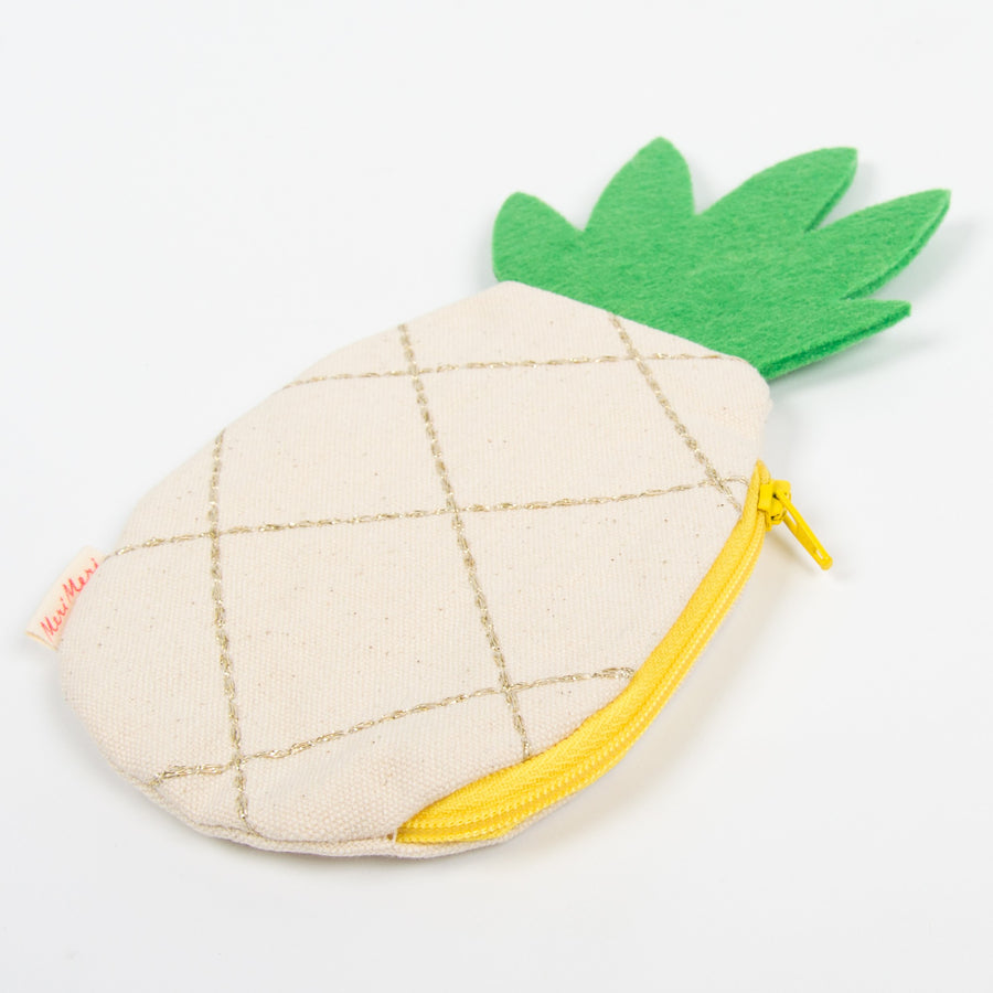 Meri Meri Pineapple Pouch, MM-Meri Meri UK, Putti Fine Furnishings
