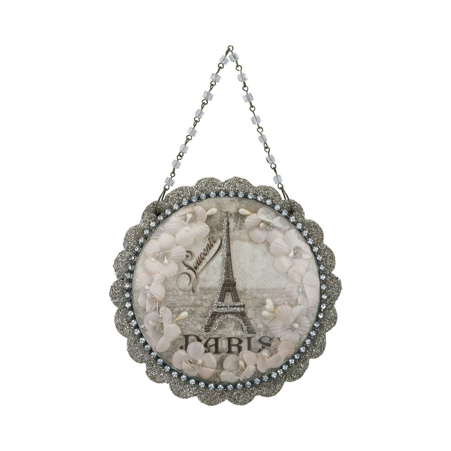 A Gilded Life Paris Dome Scene Ornament