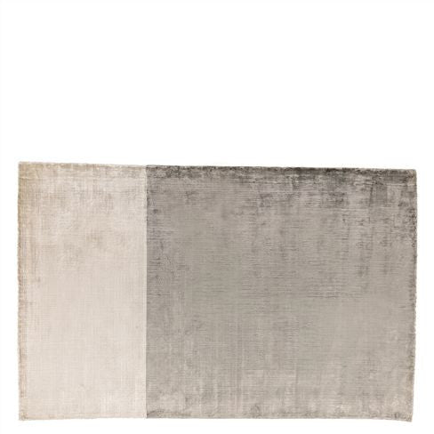 "Designers Guild Aronson Ecru Striped Rug-Carpet-DG-Designers Guild-Standard 5'3 x 8'6"" (160 x 200cm)-Putti Fine Furnishings"