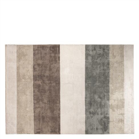 "Designers Guild Delphi Cocoa Rug-Carpet-DG-Designers Guild-Standard 5'3"" x 8'6"" ( 160cm x 260cm)-Putti Fine Furnishings"