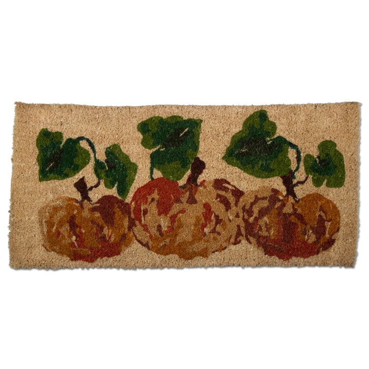 Pumpkin Estate Coir Doormat | Putti Fine Furnishings