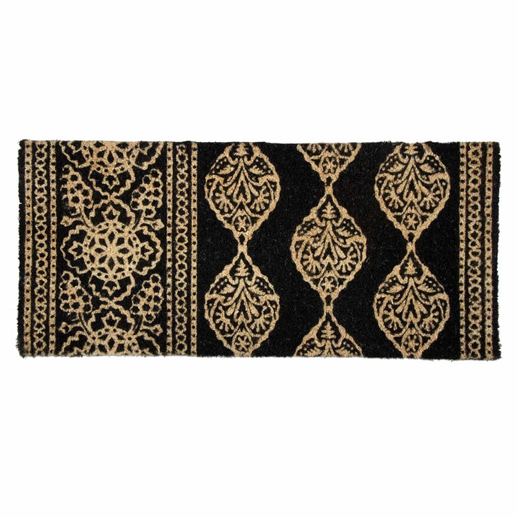 """Henna"" Estate Coir Door Mat Doormat, TAG-Design Home Associates, Putti Fine Furnishings"