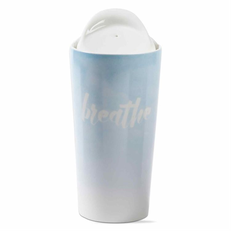 """Breath"" Travel Mug"