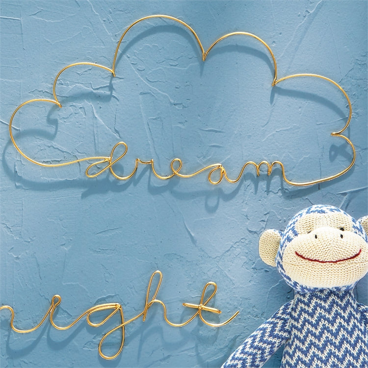 """Dream"" Cloud Wall Art"