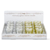 Mercury Glass Votive Candles, TAG-Design Home Associates, Putti Fine Furnishings