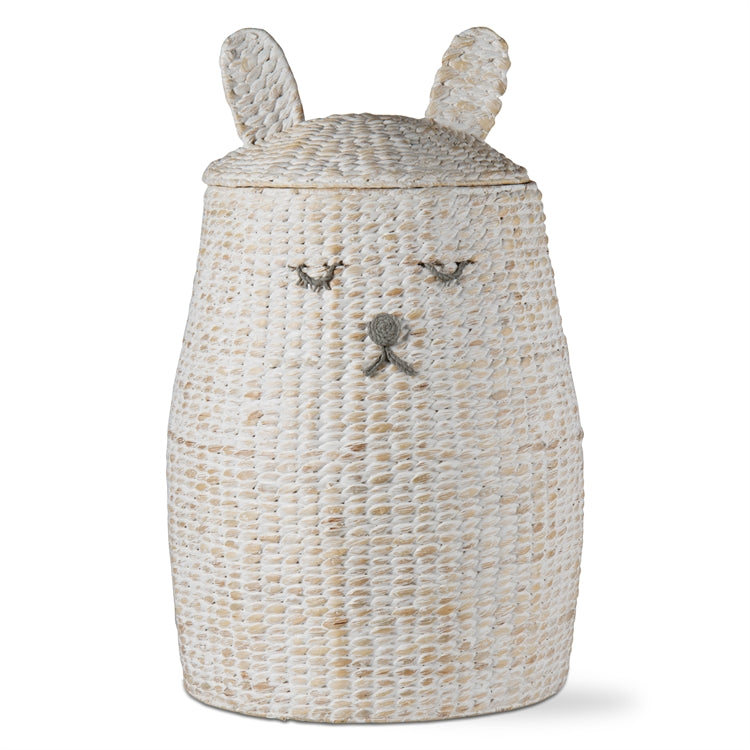 Sleepy Bunny Hamper, TAG-Design Home Associates, Putti Fine Furnishings