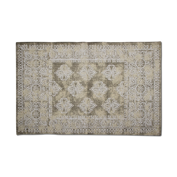 Medallion Dhurrie Rug, TAG-Design Home Associates, Putti Fine Furnishings