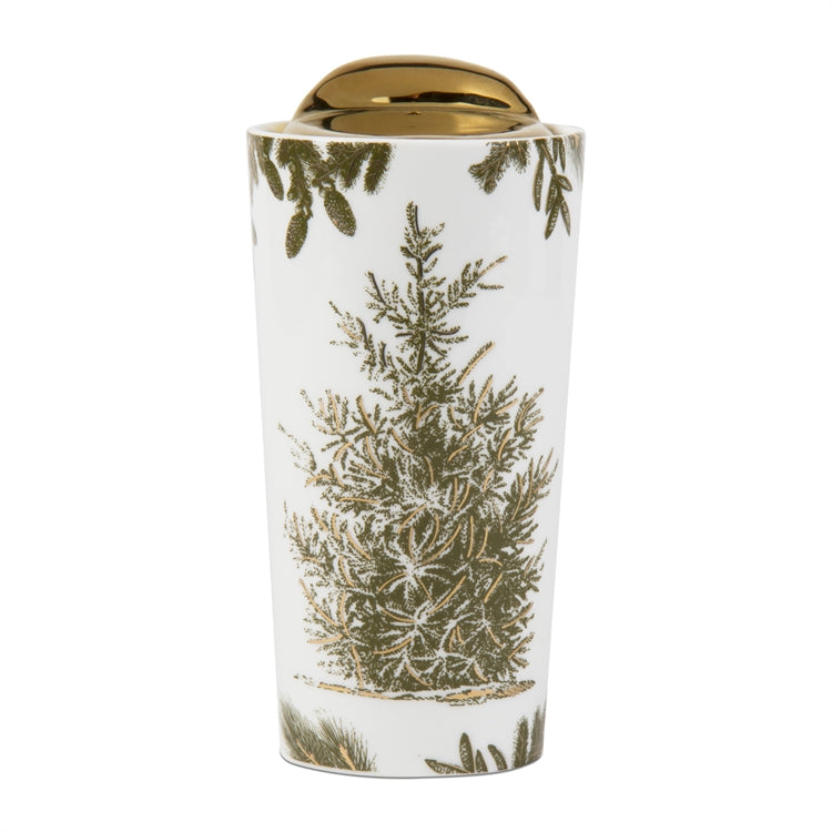 Archival Trees Travel Mug