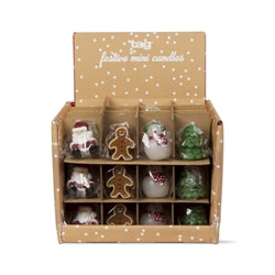 Holiday Mini Candle Assortment