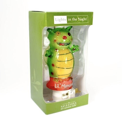 Lil Monster Night Light -  Accessories - Midwest - Putti Fine Furnishings Toronto Canada - 2