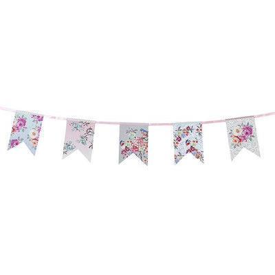Talking Tables Truly Romantic Floral Bunting | Putti Canada