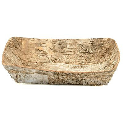 Square Birch Tray