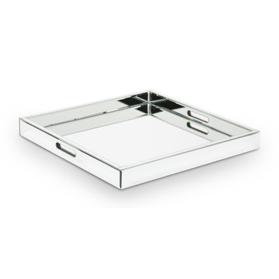 Square Mirror Tray, AC-Abbott Collection, Putti Fine Furnishings