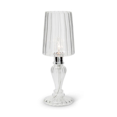 Venetian Style Glass Lamp - Small, AC-Abbott Collection, Putti Fine Furnishings