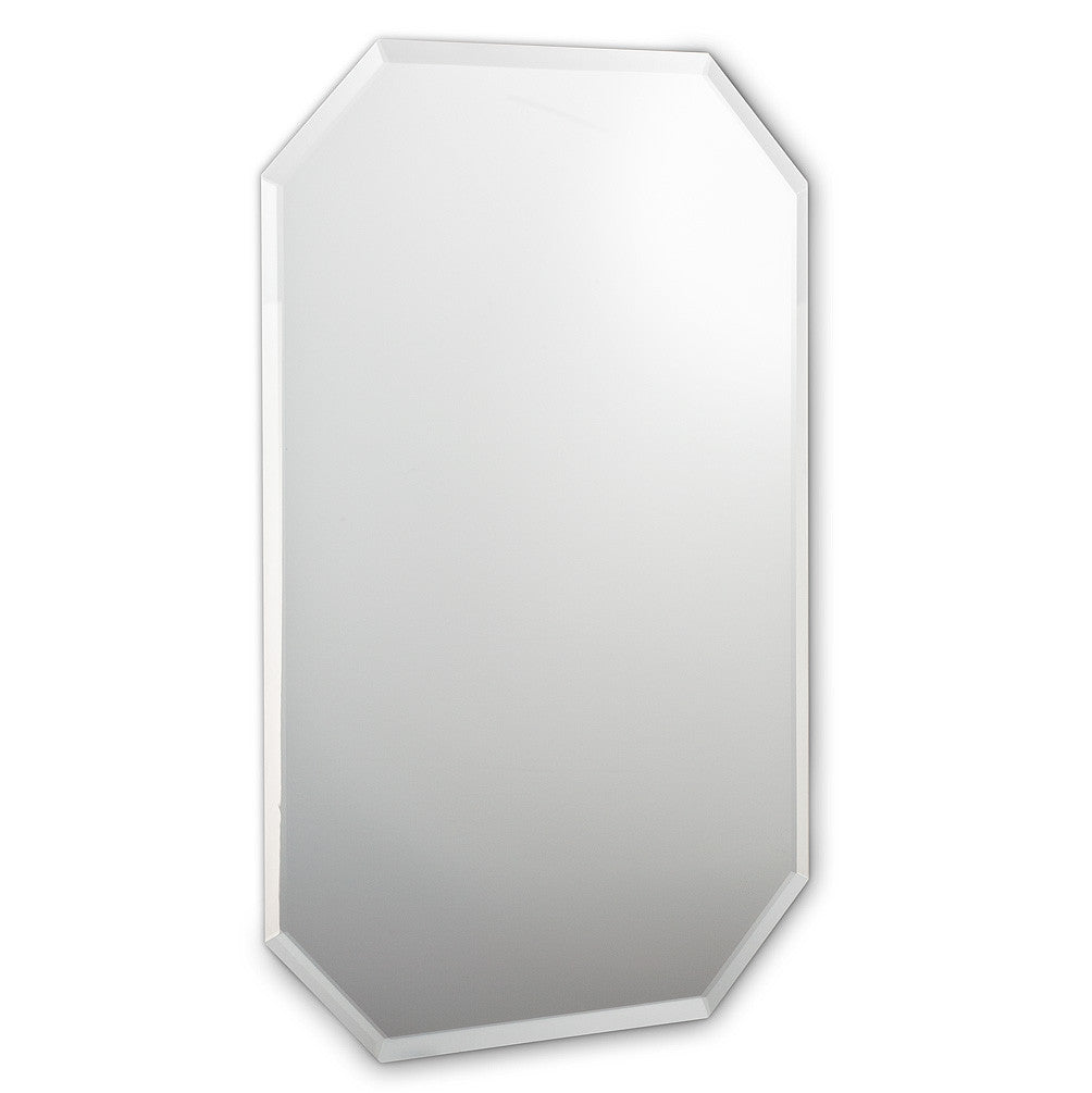 8 Sided Mirror with Bevel - Large -  Accessories - AC-Abbot Collection - Putti Fine Furnishings Toronto Canada