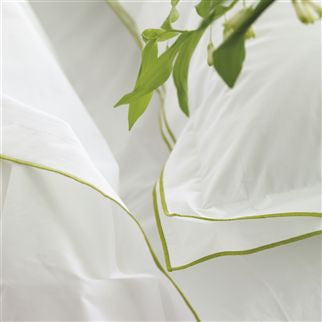 "Designers Guild Astor Moss Bedding-Bedding-DG-Designers Guild-Queen Sham 20"" x 30"" ( 50 x 75cm )-Putti Fine Furnishings"