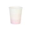 """We Heart Pink"" Paper Cups -  Party Supplies - Talking Tables - Putti Fine Furnishings Toronto Canada - 2"