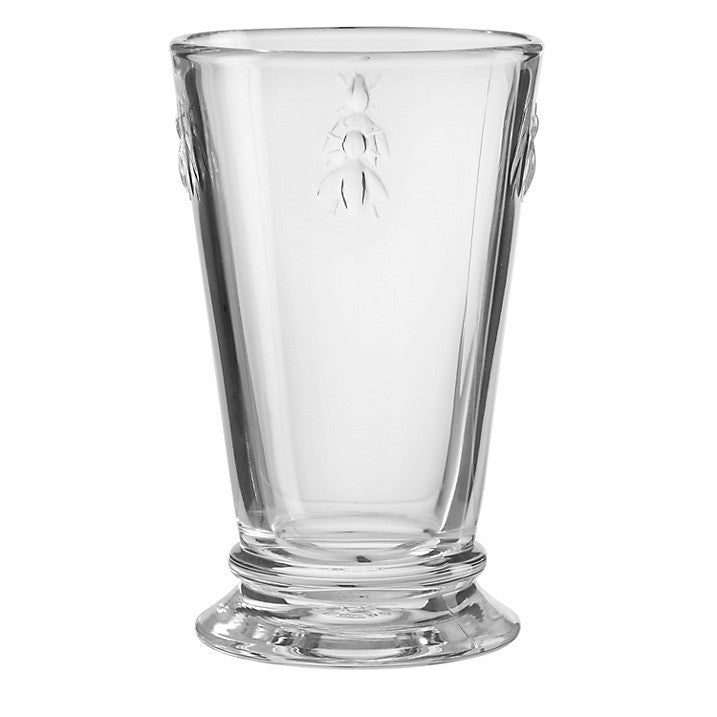 Abeilles Long Drink Glass 12oz -  Tableware - La Rochere - Putti Fine Furnishings Toronto Canada - 1