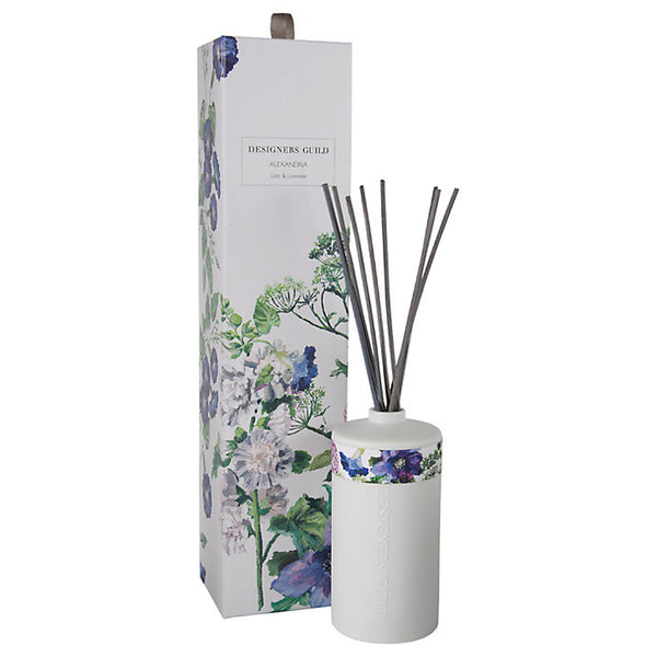 Designers Guild Diffuser - Alexandria Lilac and Lavender-Home Fragrance-DG-Designers Guild-Putti Fine Furnishings