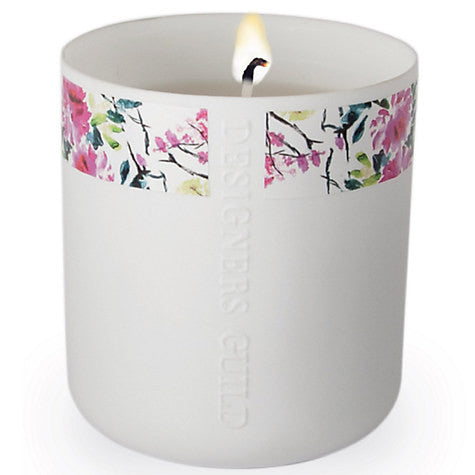 Designers Guild Candle - Chinoiserie Flower Lily and Vanilla