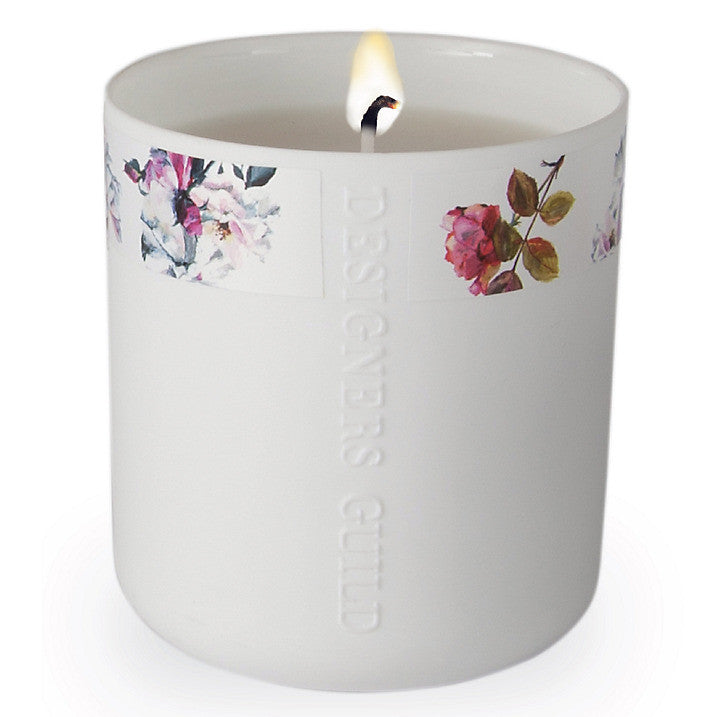Designers Guild Candle - Couture Rose Peony and Rose