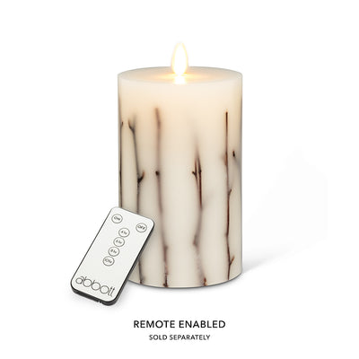 """Reallite"" Flameless Medium Twig Candle 