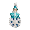 Old World Christmas Jack Frost Glass Ornament, OWC-Old World Christmas, Putti Fine Furnishings