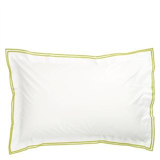 "Designers Guild Astor Moss Bedding-Bedding-DG-Designers Guild-King Sham 20"" x 36"" ( 50 x 90cm )-Putti Fine Furnishings"