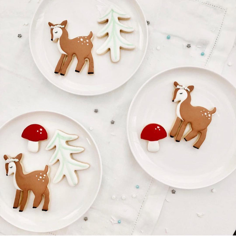 "Meri Meri ""Woodland"" Cookie Cutters"