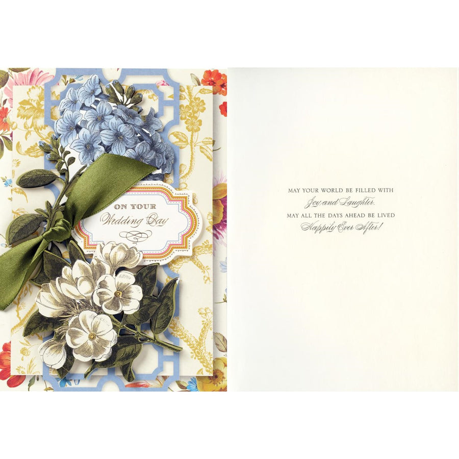 "Anna Griffin ""On Your Wedding Day"" Greeting Card"