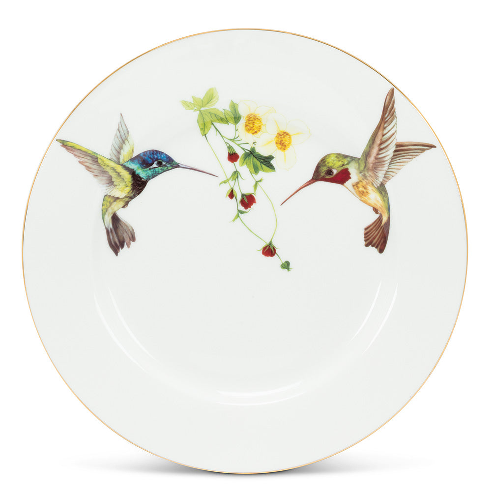 Hummingbird Small Plate | Putti Fine Furnishings
