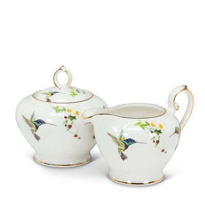 Hummingbird Creamer | Putti Fine Furnishings