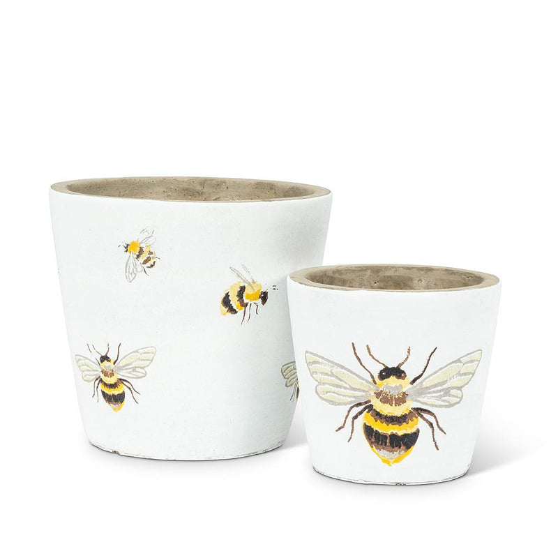 Flying Bee Planter - Small | Putti Fine Furnishings