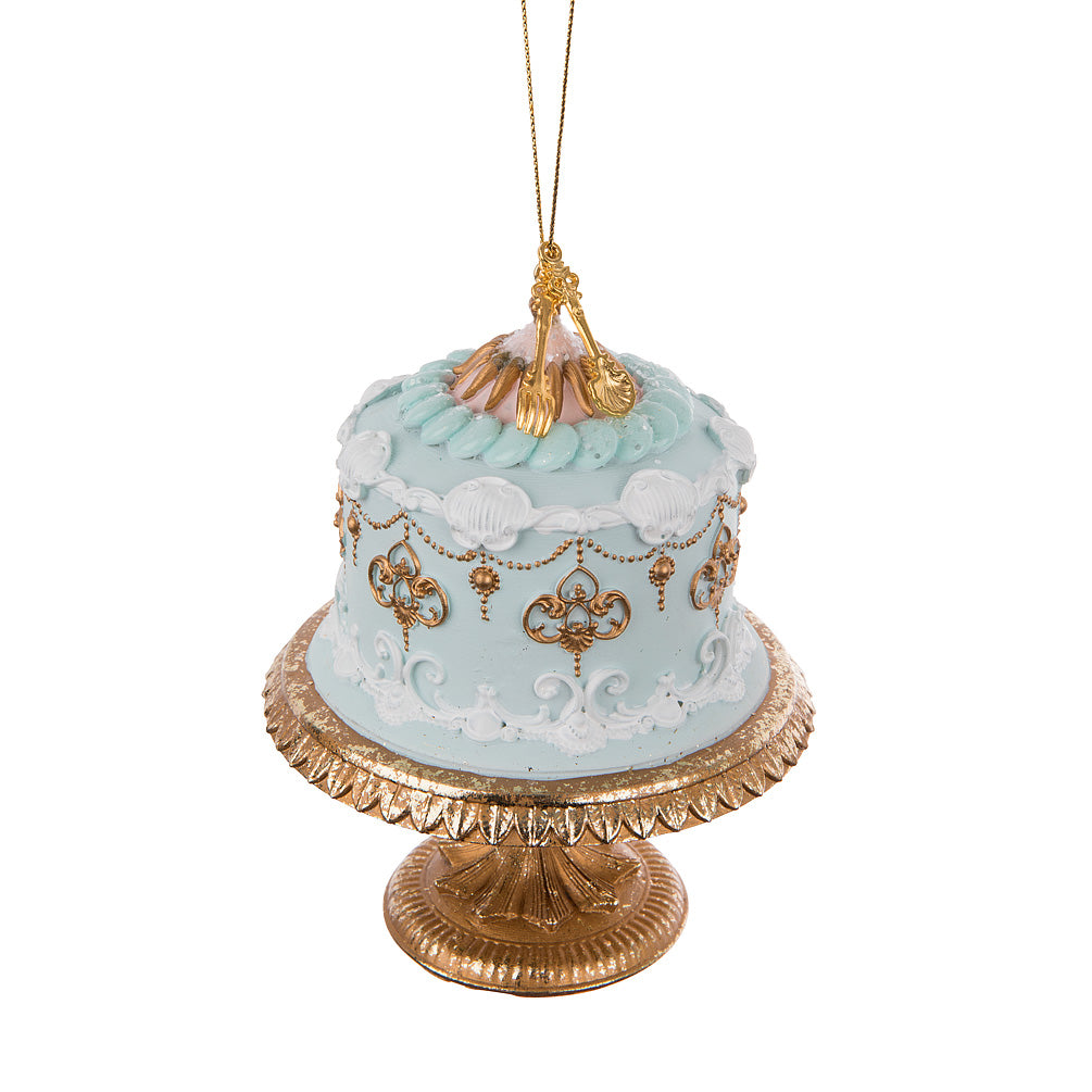 Macaron Tree Ornament -Mint | Putti Christmas