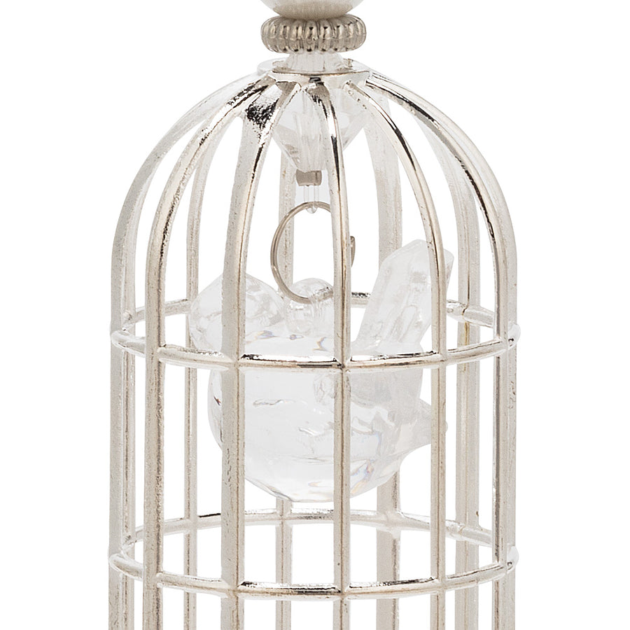 Birdcage & Bird Ornament