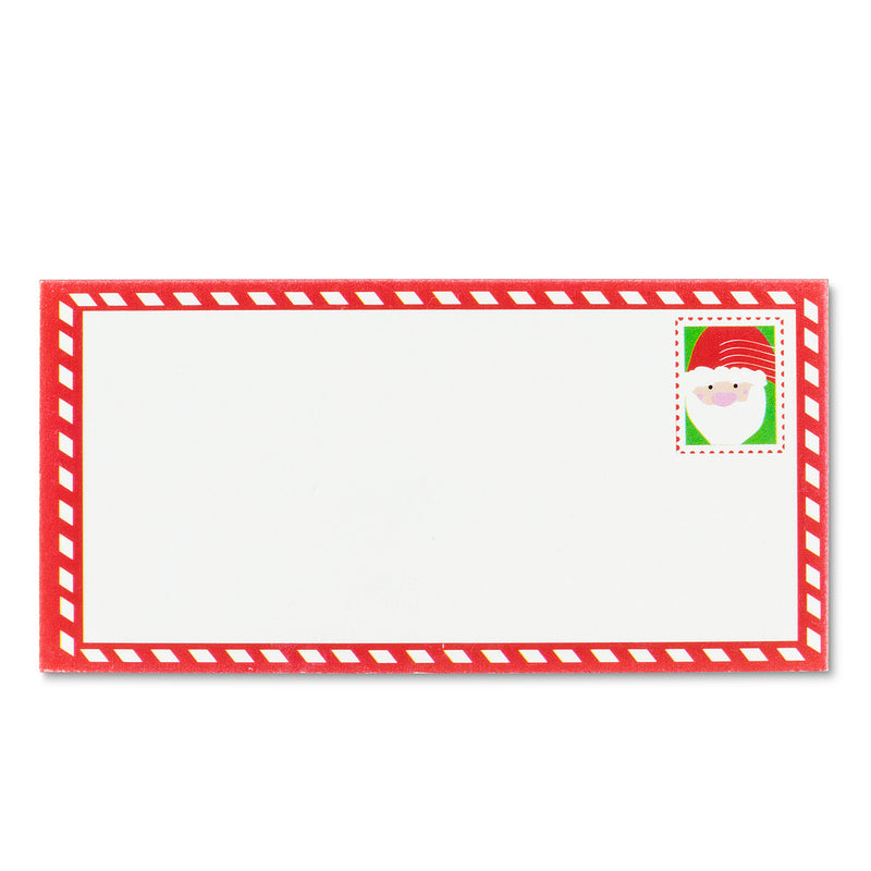 Santa Letter Place Cards | Putti Christmas Celebrations