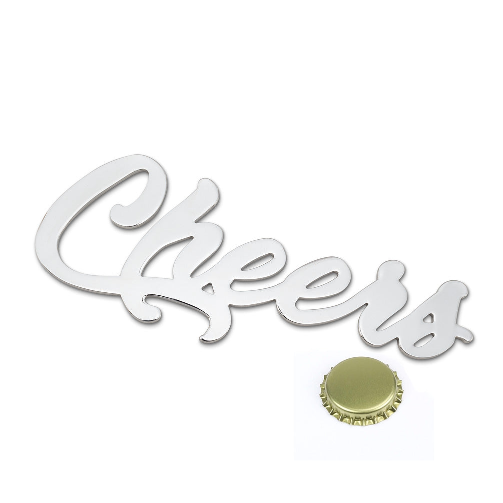 Cheers Bottle Opener | Putti Fine Furnishings