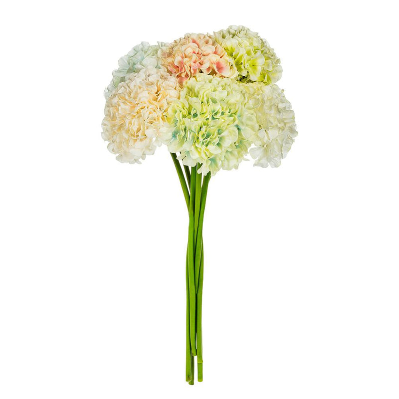 Large Hydrangea Stem | Putti Fine Furnishings