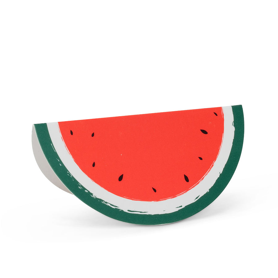 Watermelon Folded Placecards