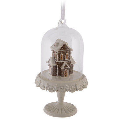 Gingerbread House Ornament | Putti Christmas Celebrations Canada
