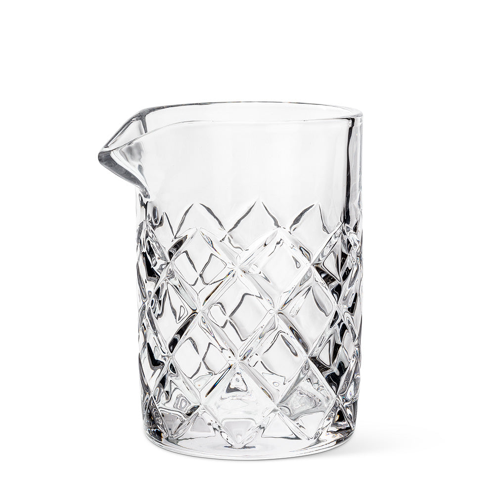 Small Cross Cut Mixing Jug | Putti Fine Furnishings