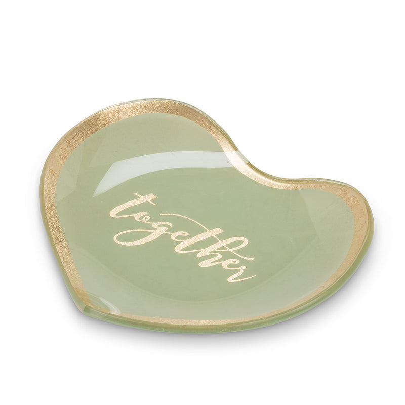 Heart Shape Together Dish | Putti Fine Furnishings