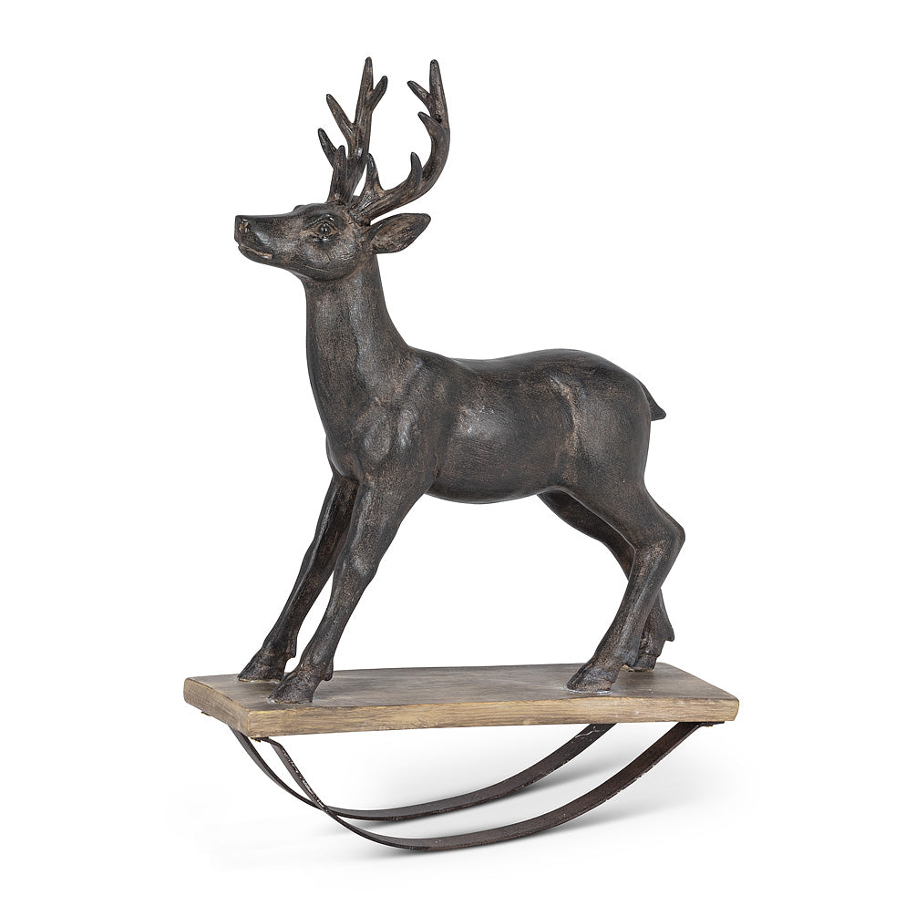 Standing Rocking Deer - Putti Christmas Canada