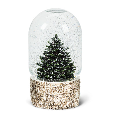 Tall Tree Snow Globe - Large