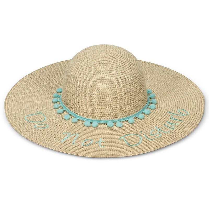 """Do Not Disturb"" Sun Hat 