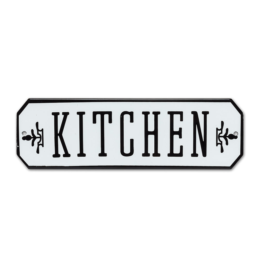 "Rectangle ""Kitchen"" Sign 