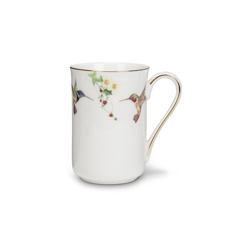 Hummingbird Mug, AC-Abbott Collection, Putti Fine Furnishings